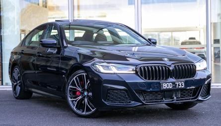 2021  BMW 5 Series 530i M Sport Sedan