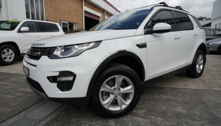 2015 Land Rover Discovery Sport SD4 SE Wagon
