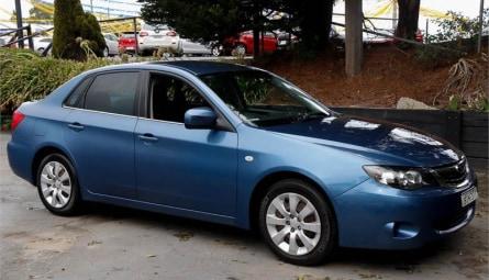 2008 Subaru Impreza R Sedan