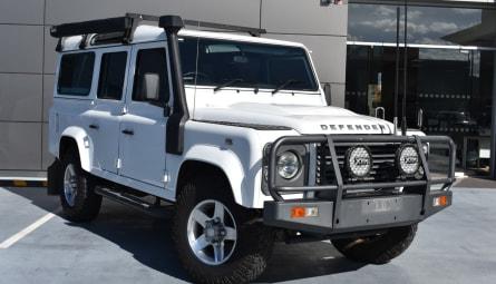 2015 Land Rover DefenderWagon
