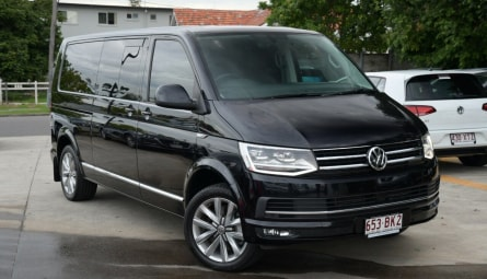 2016  Volkswagen Multivan Tdi450 Executive Wagon
