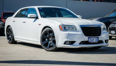 2014  Chrysler 300 Srt-8 Sedan