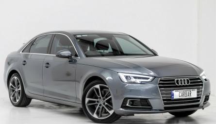 2016  Audi A4 Sport Sedan