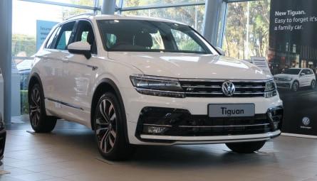 2020 Volkswagen Tiguan 162TSI Highline Wagon