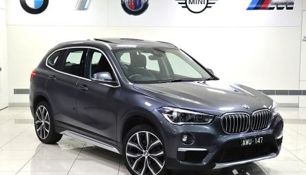 2018  BMW X1 Sdrive18d Wagon