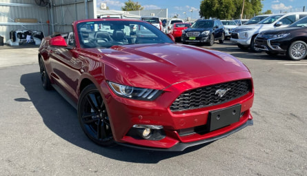 2015  Ford MustangConvertible