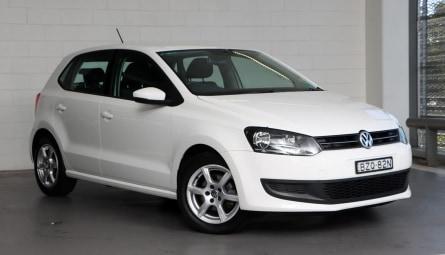 2011  Volkswagen Polo 77tsi Comfortline Hatchback