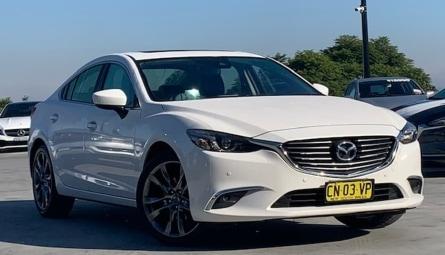 2017 Mazda 6 GT Sedan