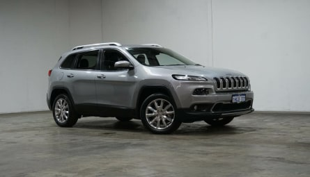 2017 Jeep Cherokee Limited Wagon