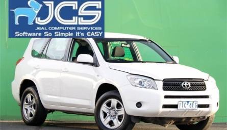 2008  Toyota RAV4 Cv Wagon