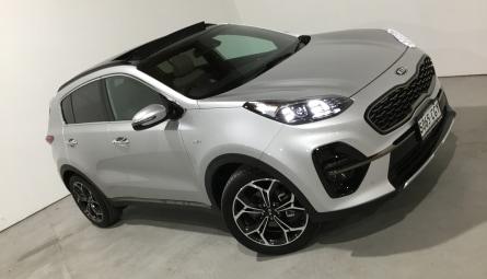 2019 Kia Sportage GT-Line Wagon