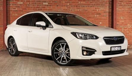 2017 Subaru Impreza 2.0i Premium Sedan
