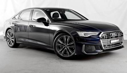 2020  Audi A6 45 Tfsi S Line Sedan