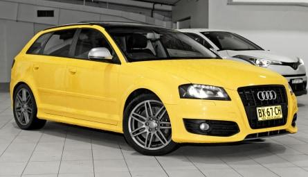 2010 Audi S3Sportback