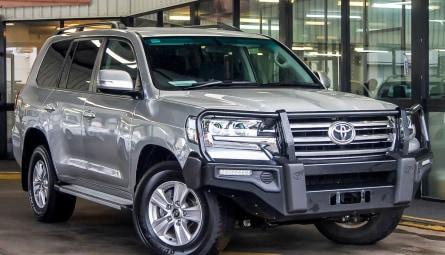 2016 Toyota Landcruiser GXL Wagon
