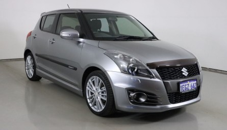 2013  Suzuki Swift Sport Hatchback