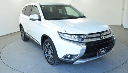 2016 Mitsubishi Outlander XLS Wagon