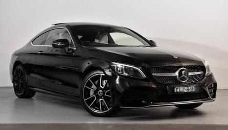 2020  Mercedes-Benz C-Class C300 Coupe