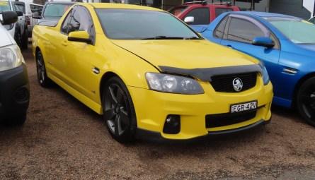 2011  Holden Ute Ss Thunder Utility Extended Cab
