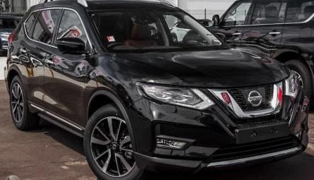 2021 Nissan X-TRAIL Ti Wagon