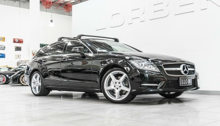2013 Mercedes-Benz CLS CLS250 CDI BlueEFFICIENCY Shooting Brake