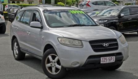 2008  Hyundai Santa Fe Sx Wagon