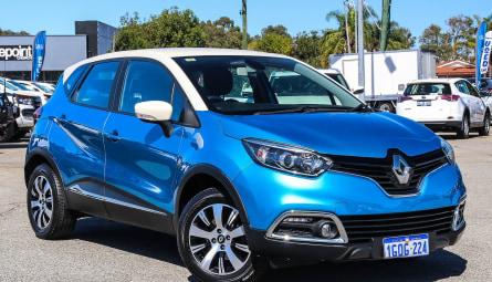 2017 Renault Captur Expression Hatchback