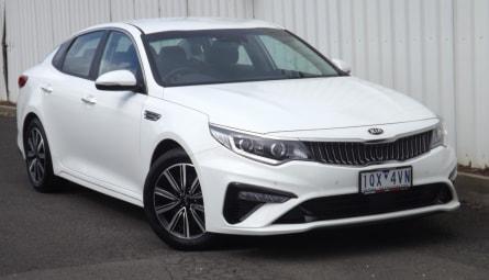 2019 Kia Optima Si Sedan