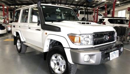 2019 Toyota Landcruiser GXL Wagon