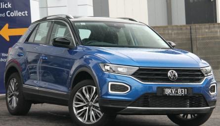 2020 Volkswagen T-ROC 110TSI Style Wagon