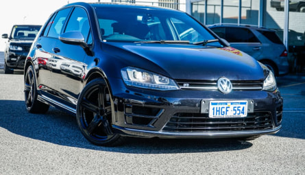 2015 Volkswagen Golf R Hatchback