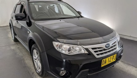 2011 Subaru Impreza XV Mizuno Hatchback