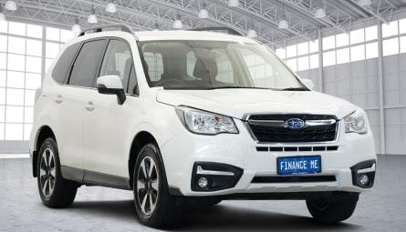 2017 Subaru Forester 2.0D-L Wagon