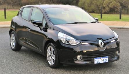 2014  Renault Clio Expression Hatchback