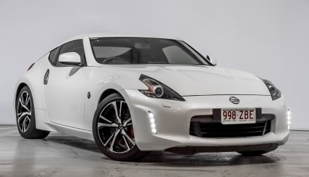 2019 Nissan 370ZCoupe