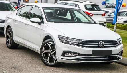 2021  Volkswagen Passat 140tsi Business Sedan