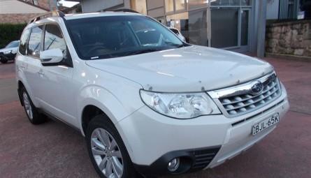 2011 SUBARU FORESTER XS Premium Wagon