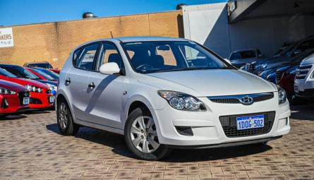 2011  Hyundai i30 Sx Hatchback