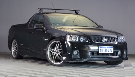 2012  Holden Ute Ss Utility Extended Cab