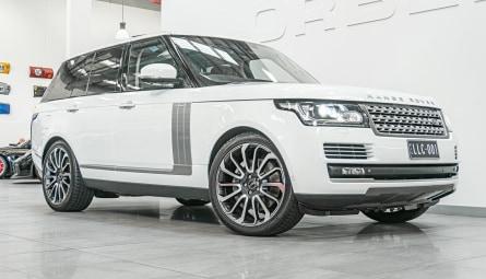 2014  Land Rover Range Rover Sdv8 Autobiography Wagon