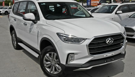2021  LDV D90Wagon