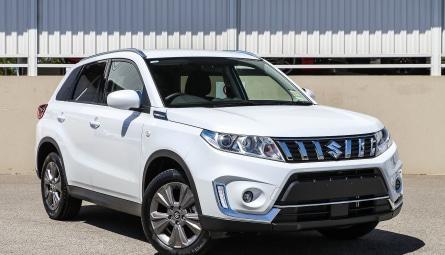2021  Suzuki VitaraWagon