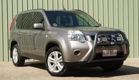 2013 Nissan X-TRAIL ST Wagon