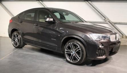 2016  BMW X4 Xdrive35d Coupe