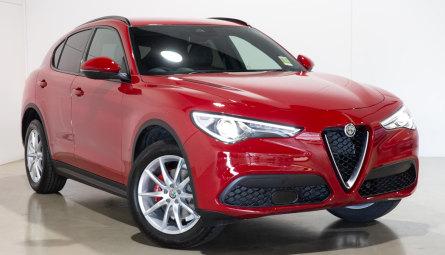 2020  Alfa Romeo Stelvio Sport Wagon
