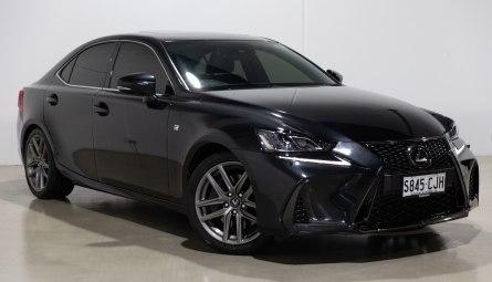 2017  Lexus IS Is350 F Sport Sedan