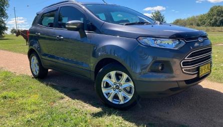 2015 Ford EcoSport Trend Wagon