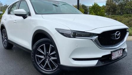 2018  Mazda CX-5 Gt Wagon