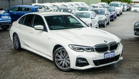 2019  BMW 3 Series 320d M Sport Sedan