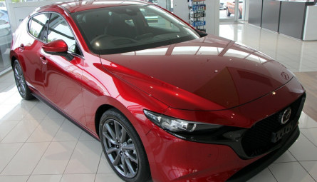 2021  Mazda 3 G20 Touring Hatchback